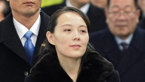 Report: Sister of Kim Jong Un could succeed him in the event of his death