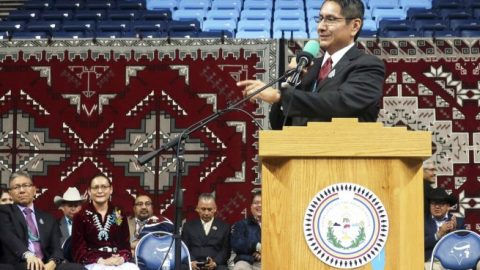 Native American tribes sue U.S. Treasury over distribution of virus relief funds