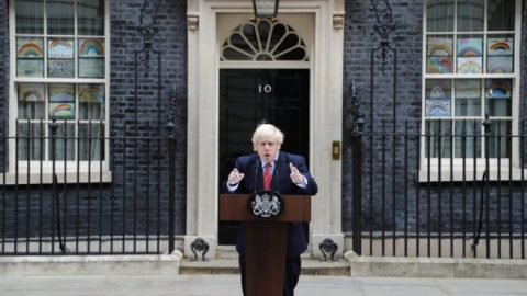 U.K. Prime Minister returns to work after battle with COVID-19