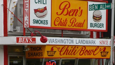 Even Iconic Restaurants Like Ben's Chili Bowl In Washington, D.C. Are Facing Economic Peril