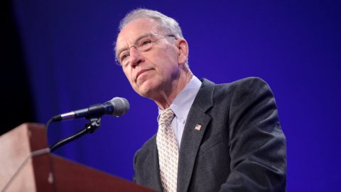 Grassley Demands DOJ Release All Exculpatory Information On Michael Flynn