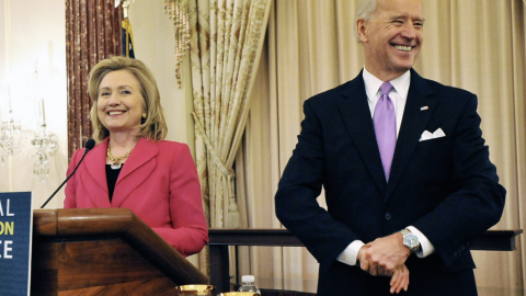 Hillary Clinton Endorses Biden Amid Developments In Reade Allegations