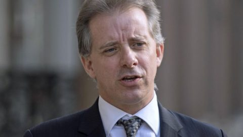 Christopher Steele Had Undisclosed Meeting With DNC, Clinton Campaign Lawyers