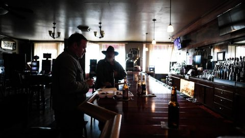 Inside The Defiant Mining Town Bar That Won't Shut Down And Die