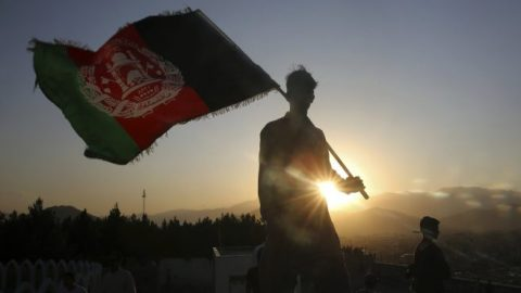 Gunfire at Afghan protest leaves 6 dead