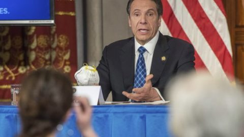 Gov. Cuomo: Sending coronavirus patients to nursing homes was based on federal guidance