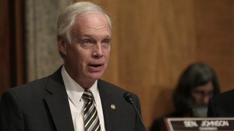 Ron Johnson Says Intent On Columbus Day Was Mischaracterized