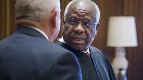 Clarence Thomas Isn't A 'Symbol Of The Trump Era' He's An American Icon