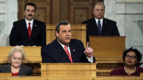 Fmr. N.J. Gov. Christie: U.S. can't let cure control reopening economy