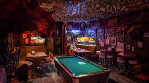 The Oldest Saloon West Of The Mississippi Won't Shut Down Forever