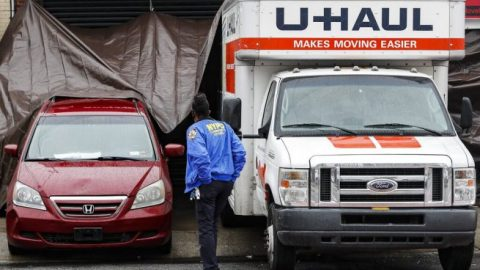 Bodies found stored in unrefrigerated trucks outside NYC funeral home