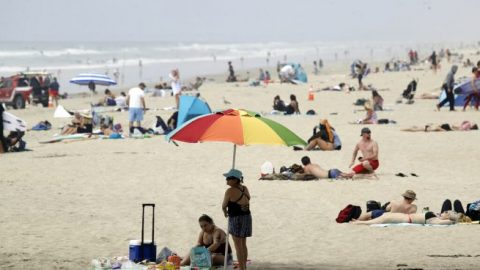 Calif. Gov. Newsom orders Orange County beaches closed