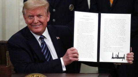 President Trump announces measures to protect America's seniors