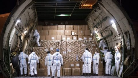 U.S. Intel: China hid extent of COVID-19 outbreak in order to stockpile medical supplies