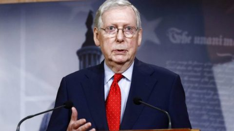 McConnell urges senators to abandon push for privacy protections, pass House-approved FISA extension