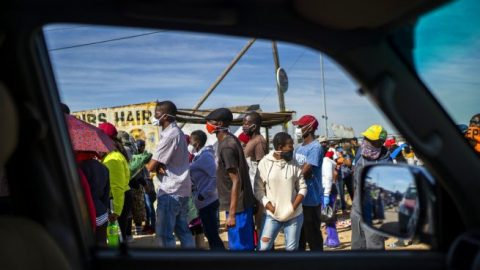 South Africa faces humanitarian disaster amid COVID shutdowns