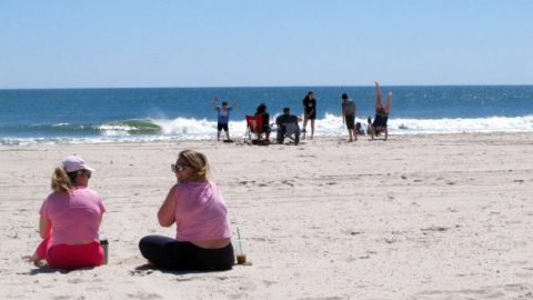 N.J. Gov. Murphy: Beaches could be reopened by Memorial Day