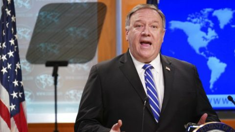 Secy. Pompeo: We need to ensure Chinese labs are run safely
