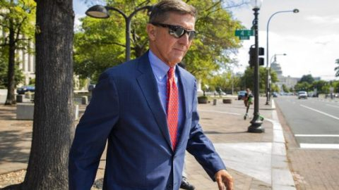 Justice Dept. drops case against Gen. Michael Flynn
