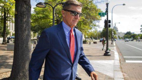 Justice Dept. drops case against Gen. Michael Flynn