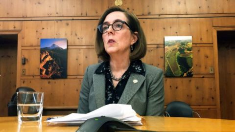 Ore. churches sue Gov. Kate Brown over extended stay-at-home orders