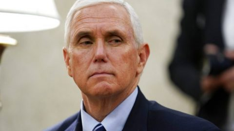 Vice President Pence signals support for Flynn's return to Trump admin.