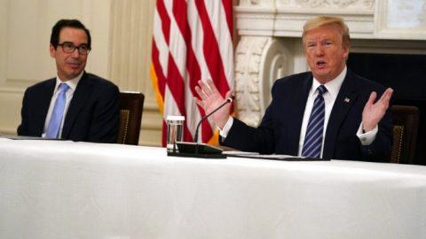 Trump admin. officials speak out on potential next round of coronavirus relief legislation