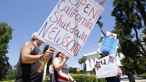 Gov. Newsom faces several lawsuits over reopening plans for Calif.