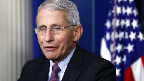 Dr. Fauci: Lockdowns could cause 'irreparable damage' if imposed too long