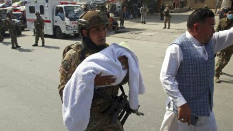 Gunmen attack Doctors Without Borders clinic in Kabul