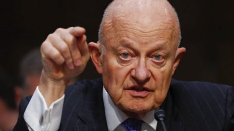 James Clapper say it's routine to unmask officials in Intel probes