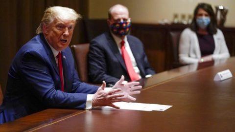 President Trump slams Biden, pushes 'Obamagate'