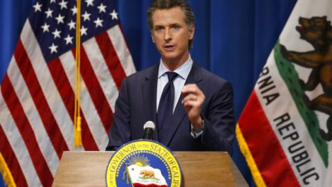 Calif. Gov. Newsom proposes billions in budget cuts