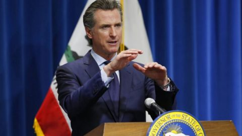Calif. Gov. Newsom claims federal government has 'obligation' to give states more aid amid pandemic