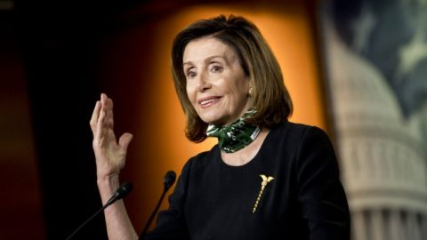 House Speaker Nancy Pelosi urges Senate to pass COVID-19 relief bill, says 'time is of the essence'