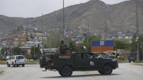 Taliban claims responsibility for suicide bombing in Afghan city of Ghazni, 7 dead, 40 wounded