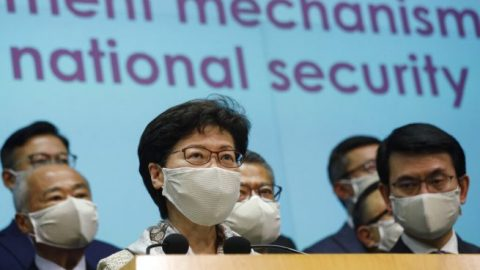Hong Kong fears end of democracy as China moves toward security law