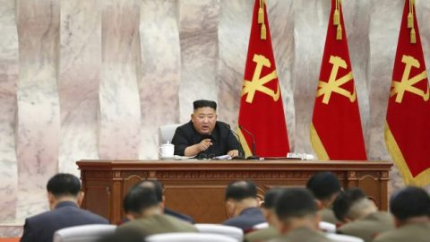 North Korea supports China's new security law in Hong Kong