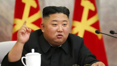 China blames U.S. for North Korea talks stalemate