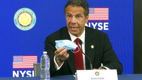Gov. Cuomo to sign order allowing businesses to deny service to patrons who refuse to wear masks