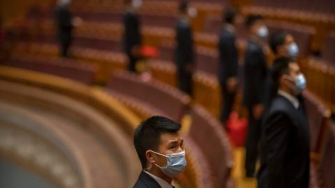 Chinese officials slam U.S. for interference in Hong Kong affairs