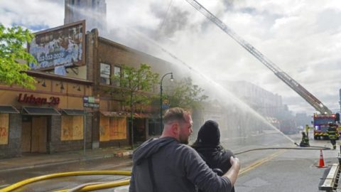 Local businesses devastated by Minneapolis riots