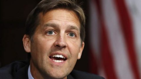 Sen. Sasse blasts China at virtual high school commencement