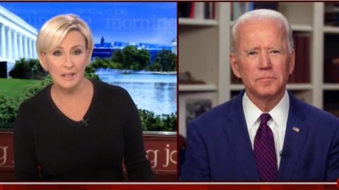 Biden Lies About Past Approach To Kavanaugh While Denying Charges