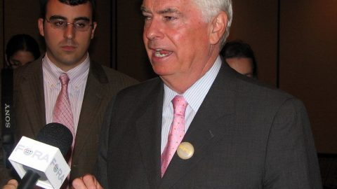 Infamous 'Waitress Sandwich' Senator Chris Dodd Joins Biden's VP Search Committee