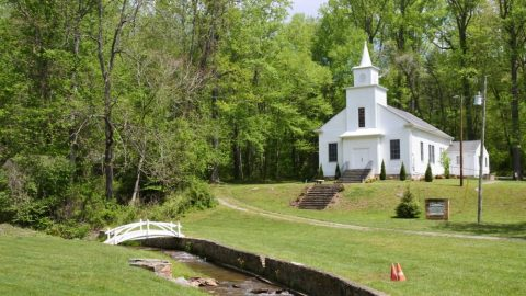 Federal Judge Overrules North Carolina's Restrictions On Worship