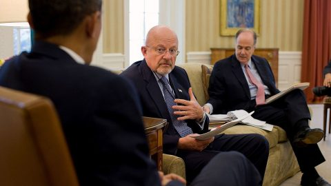 Did James Clapper Lie To Congress About Briefing Obama On Flynn's Phone Calls?