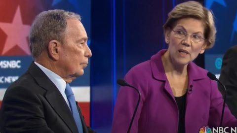 Warren Led On Bloomberg's NDAs. Now She's Letting Biden Go.