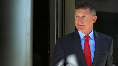 President Trump: I would certainly consider bringing Flynn back into White House