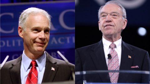 GOP Senators Request New Records And Interviews In Biden Probe